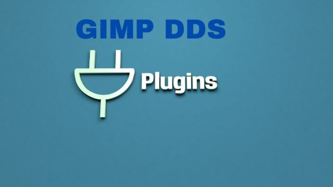 GIMP DDS Plugins